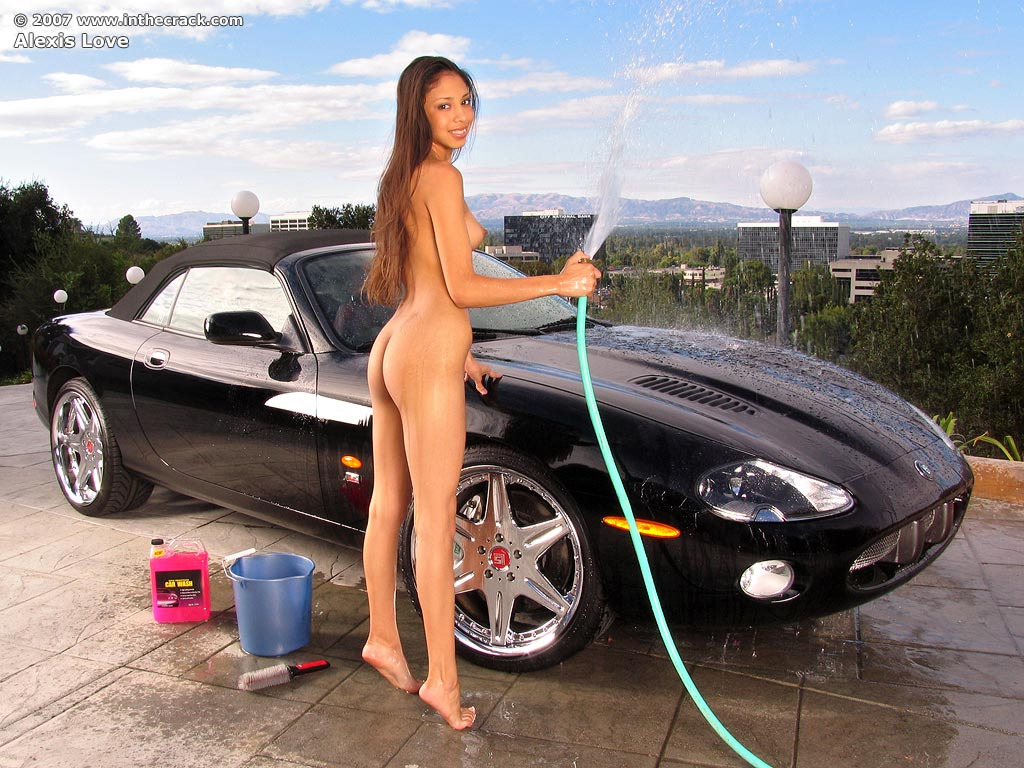 Confirm. Nude girl at car wash fuck were